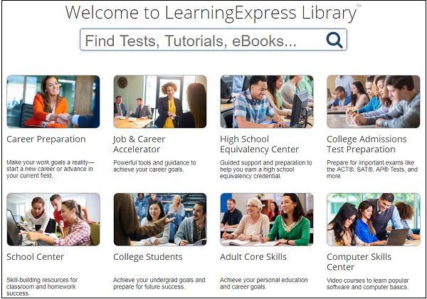LearningExpress Library for ABE