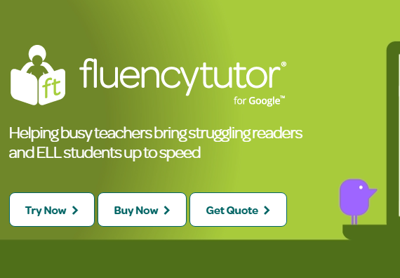 Get More out of Google Drive with Fluency Tutor for Google