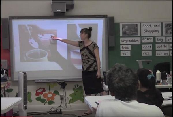 ESL Classroom Activity Videos