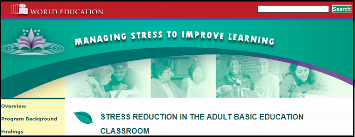 Managing Stress to Improve Learning: A Self-Management Resource