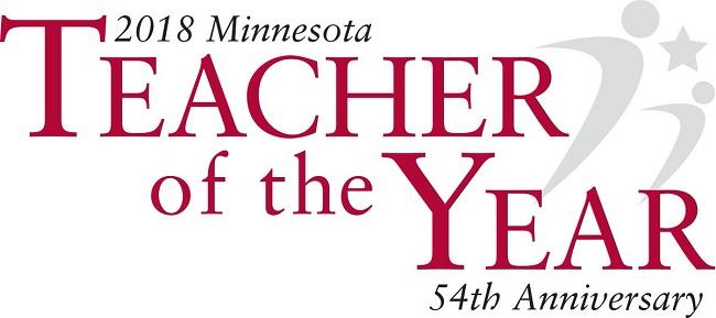 Congratulations to Adam Kuehnel, Finalist for Minnesota Teacher of the Year!