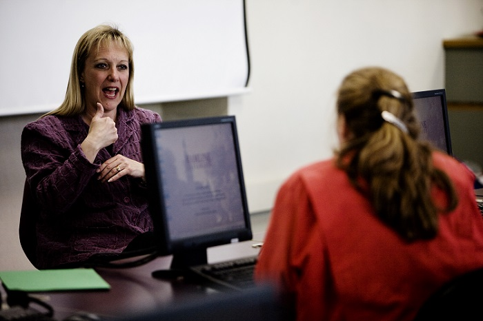 September is National Deaf Awareness Month