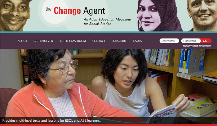 The Change Agent: Upcoming Webinar and Call for Articles