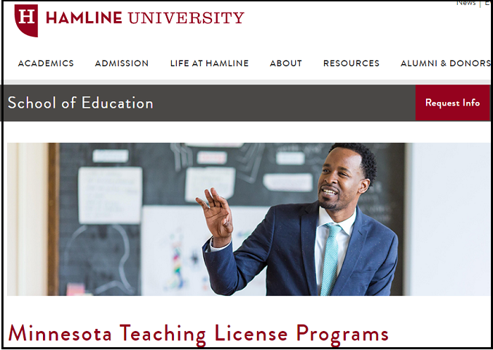 Been Waiting to Add that ABE License? Good News from Hamline!