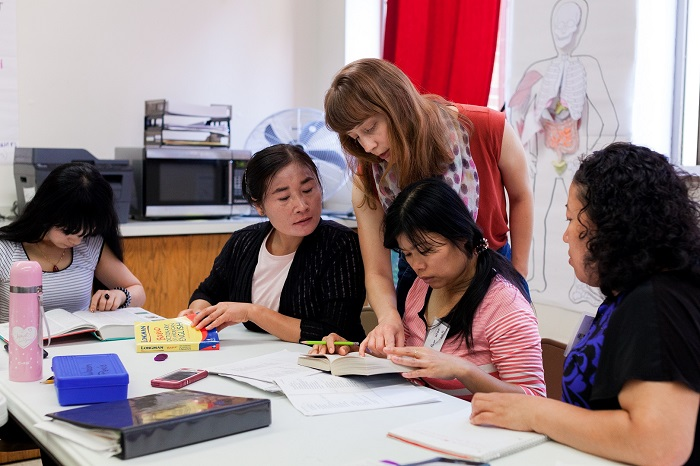 ABE Voices Across the Distance: Snapshot of the New Normal from a Pre-GED / High-intermediate ESL Teacher
