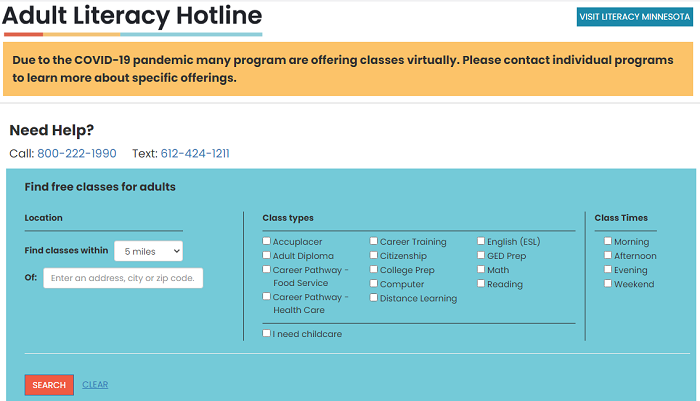 Enrolling New Students? Update Your Hotline Description to Let Everyone Know!