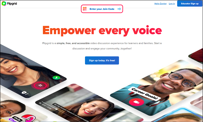 Using Flipgrid in the Virtual Classroom